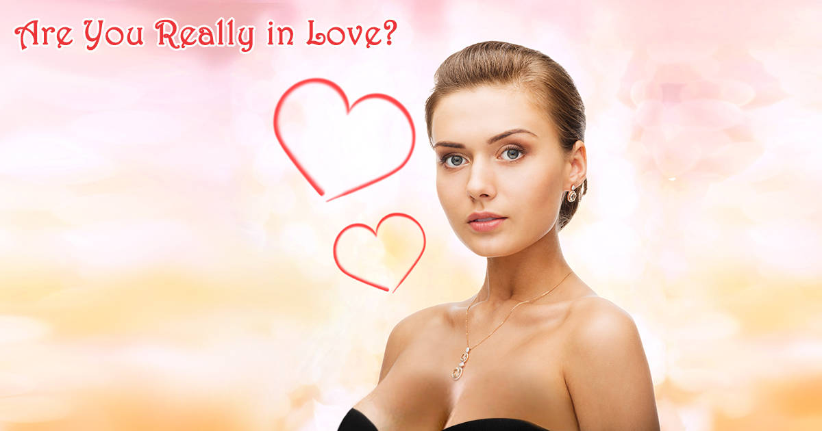 Are You Really in Love? Take the Quiz!