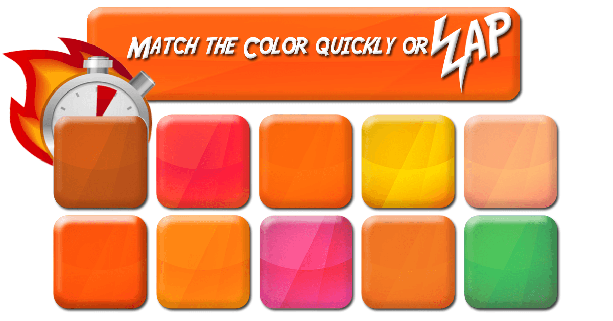 Match the Color or Get ZAPPED!