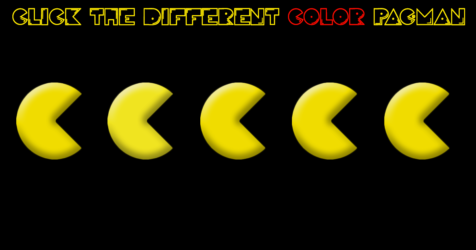 Pac-Man Color Quiz