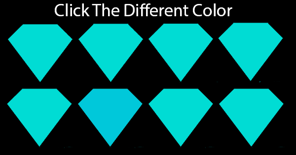 Diamond Color Quiz