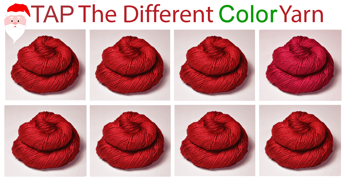 Knitters Color Quiz