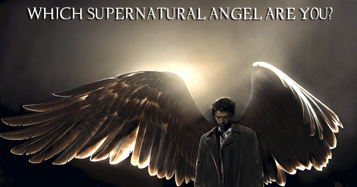 Which Supernatural Character Are You?  What Is Your Supernatural IQ?!  … continue reading •••