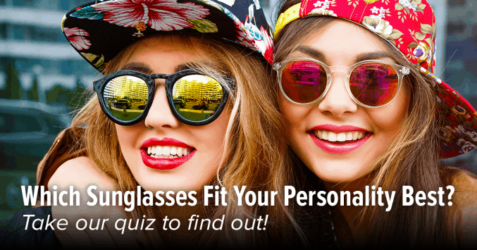 Sunglasses Personality Quiz